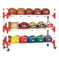 Heavy-Duty Ball Cart