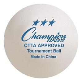 Table Tennis Ball – Tournament
