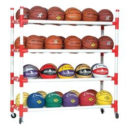 Heavy-Duty Ball Cart – 40-Ball Capacity