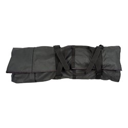 Bat Bag - Rolled for carrying