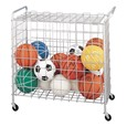 Portable Ball Storage Cart