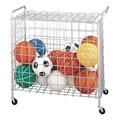 Portable Ball Storage Cart