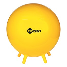 "FitPro Classroom Balance Ball Chair w/ Legs (25 1/2"" Diameter)"