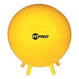 "FitPro Classroom Balance Ball Chair w/ Legs (25 1/2\"" Diameter)"