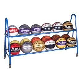 Ball Cart - Holds 18 Basketballs