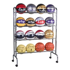 Backetball Rack - 18-Ball Capacity