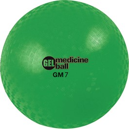 Gel Filled Medicine Ball (7 lbs)