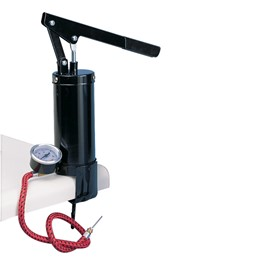"Hand Pump – Heavy-Duty Steel (12"" L)"