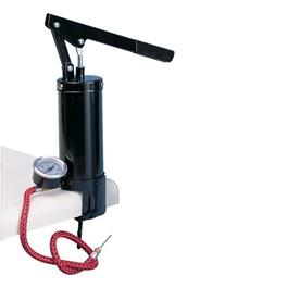 """Hand Pump – Heavy-Duty Steel (12\"""" L)"""