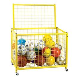 "Locking Ball Storage (19\"" W x 48\"" L x 56\"" H)"