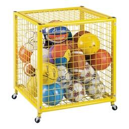 Locking Ball Storage