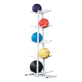 Medicine Ball Rack – Double Tree