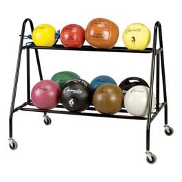 Medicine Ball Rack – Cart