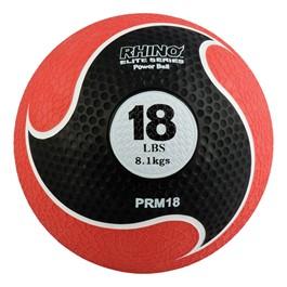 Rhino Elite Medicine Ball - 18 lbs