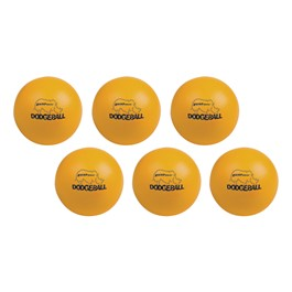 Dodgeball Set – Neon Orange