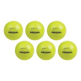Dodgeball Set – Neon Yellow