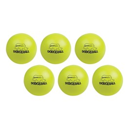 Dodgeball Set – Neon Yellow
