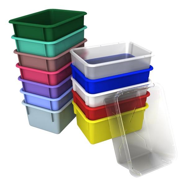 Super Tote Storage Tubs