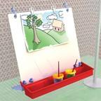 Preschool Art Easels