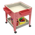 Mobile Mite Activity Center w/ Mega-Tray
