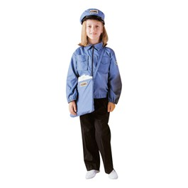 Mail Carrier Dress Up