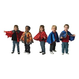 Capes - Set of Five