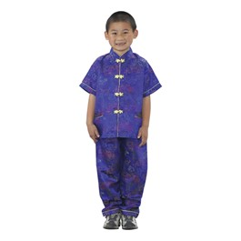 Asian Dress Up - Boy