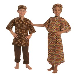 West African Dress Up - Sold separately