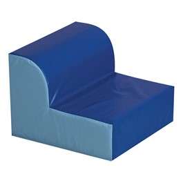 Library Chair - Blue