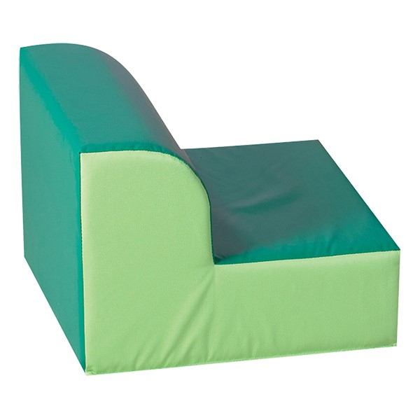 Library Chair - Green