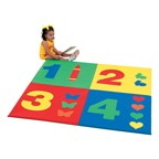 Childrens' Vinyl Play Mats
