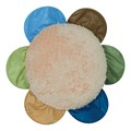 Cozy Woodland Sensory Flower Pillow