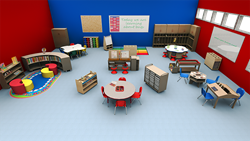 Four- and Five-Year-Old Classroom
