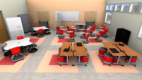 Blended Learning - High School - A - Overall Image
