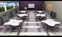 Flexible Arrangement - Middle School - A - Overall Image