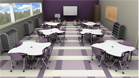 Flexible Arrangement - Middle School - A - Overall Image