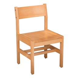 Class Act Wood Chair - Ale