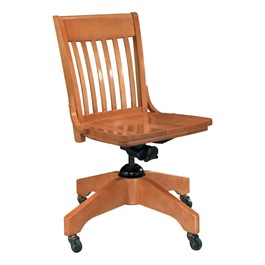 Americana Swivel Banker Chair