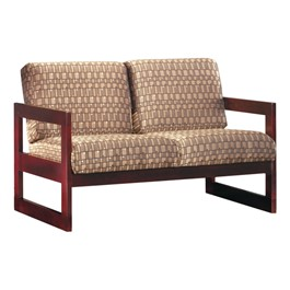 Callaway Waiting Room Collection - Loveseat
