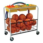 Phys Ed Cart - Accessories not included