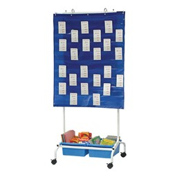 Deluxe Chart Stand with pocket chart
