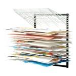 Art Drying Rack - Wall-Mount