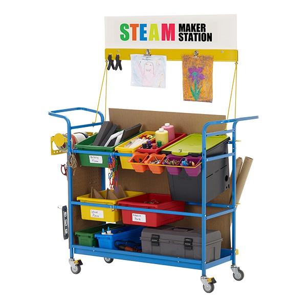STEM/STEAM Maker Station - Premium