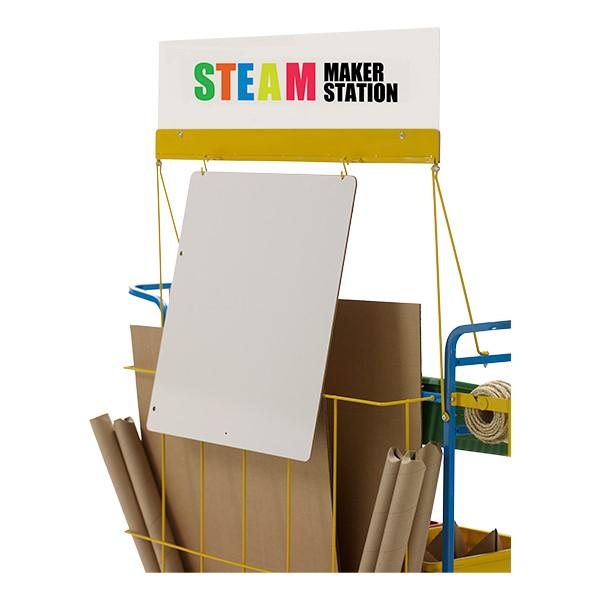 STEM/STEAM Maker Station - Premium - Whiteboard