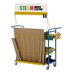 STEM/STEAM Maker Station - Standard - Back detail