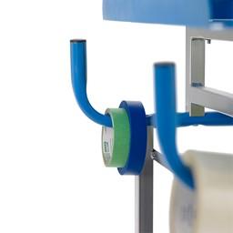 3D Printer Cart w/ Tech Tub - Tape Holder