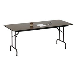 Melamine Top Folding Table
