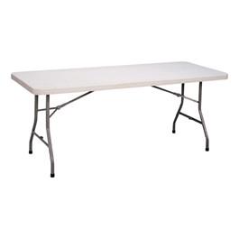 CP Series Blow-Molded Plastic Folding Table