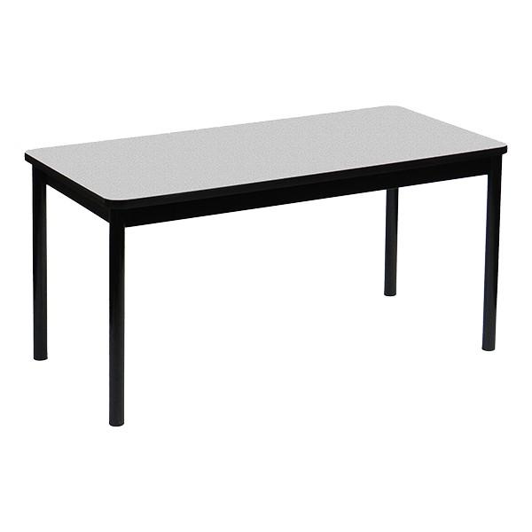 High-Pressure Laminate Library Table - Granite