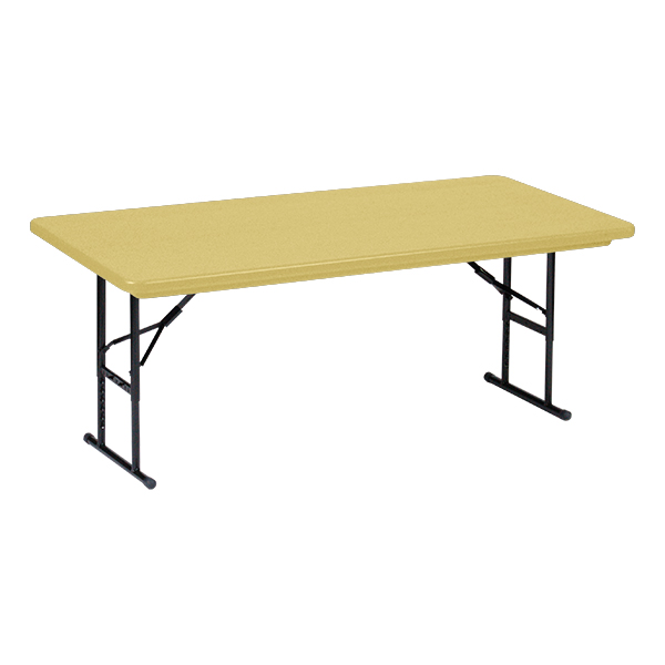 correll preschool colorful plastic folding table at school outfitters rh schooloutfitters com